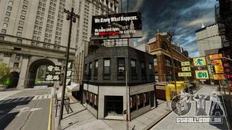 Lojas de Chinatown para GTA 4 oitavo tela