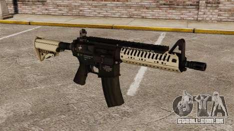 Automáticos carabina M4 VLTOR v3 para GTA 4