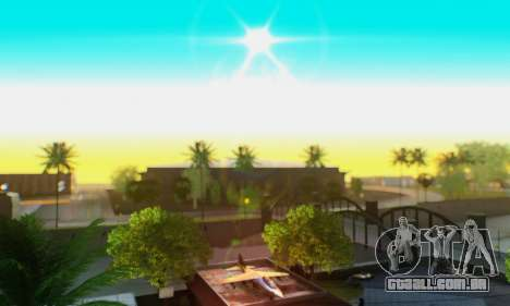 Formal ENB by HA v1.0.0 para GTA San Andreas terceira tela