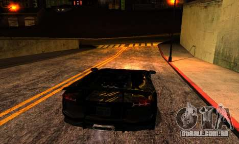 ENBSeries By Avatar para GTA San Andreas nono tela