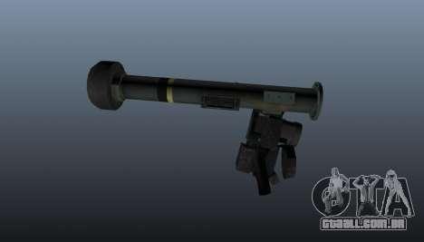 FGM-148 Dževlin para GTA 4 terceira tela