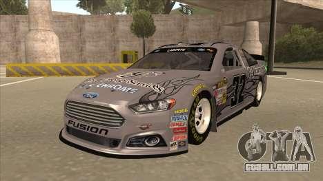 Ford Fusion NASCAR No. 32 C&J Energy services para GTA San Andreas