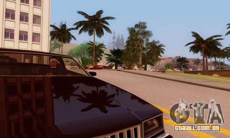 ENBSeries for low and medium PC para GTA San Andreas nono tela