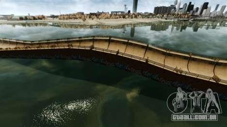 Pontes levadiças para GTA 4