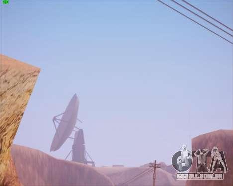 SA Graphics HD v 2.0 para GTA San Andreas sexta tela