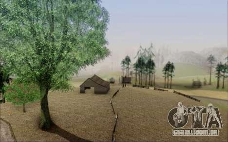Nova vegetação 2013 para GTA San Andreas terceira tela