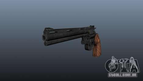 Revólver Colt Python. 357 para GTA 4