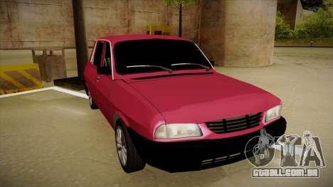 Dacia 1310 Berlina Tuning para GTA San Andreas esquerda vista