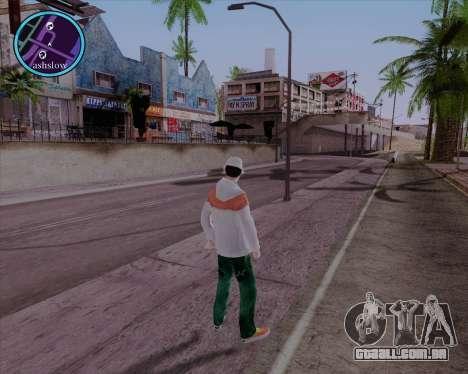 Maccer HD para GTA San Andreas terceira tela