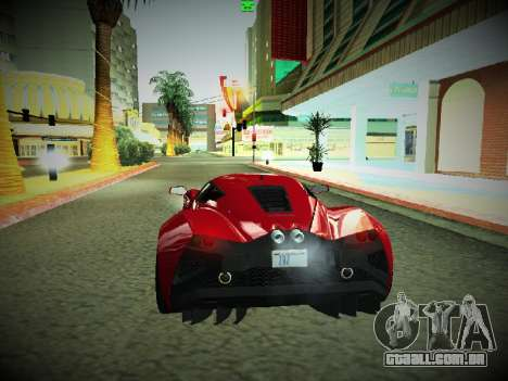 ENBSeries By DjBeast V2 para GTA San Andreas nono tela