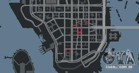 Lojas de Chinatown para GTA 4 décima primeira imagem de tela