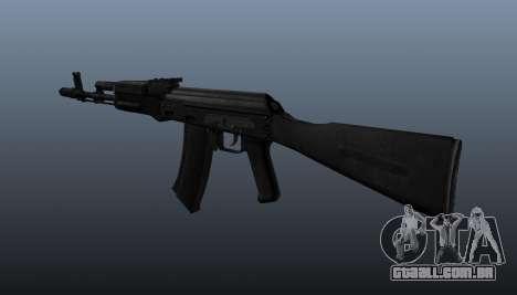 AK-74 m para GTA 4 segundo screenshot