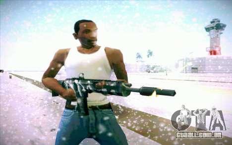 ACR para GTA San Andreas por diante tela