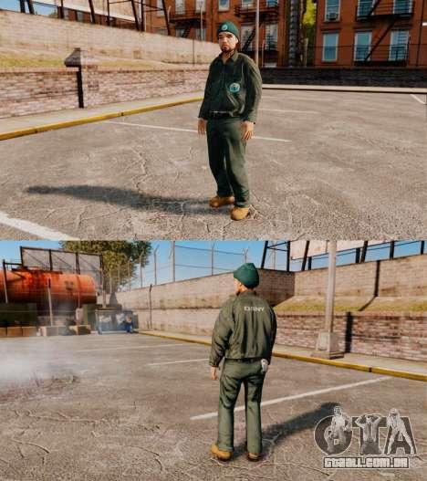 Serviço de New York City para GTA 4