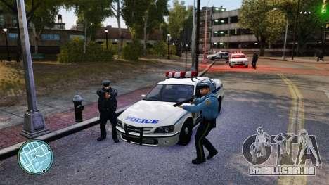 Sem traços de polícia para GTA 4