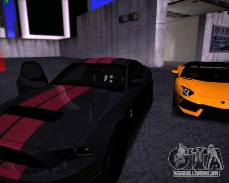 SA Graphics HD v 3.0 para GTA San Andreas terceira tela