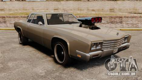 Novo Buccaneer v2 para GTA 4