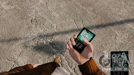 Temas para celular Vampire The Masquerade para GTA 4 sétima tela