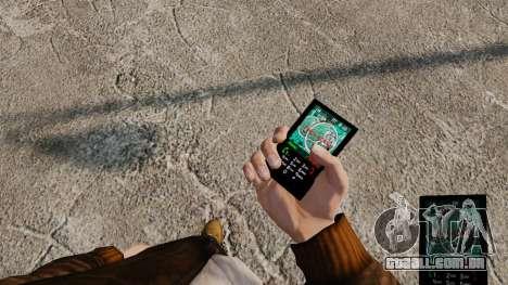 Temas para celular Vampire The Masquerade para GTA 4 décima primeira imagem de tela