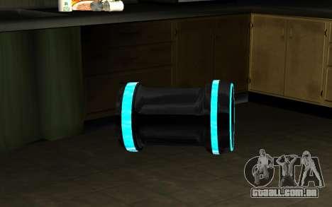 Blaster para GTA San Andreas terceira tela