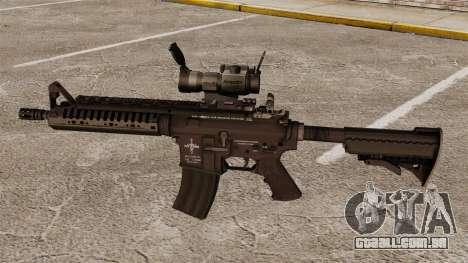 Automáticos carabina M4 VLTOR v2 para GTA 4 terceira tela