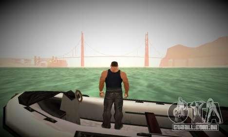 ENBSeries By DjBeast V2 para GTA San Andreas décimo tela