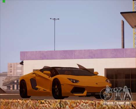 SA Graphics HD v 2.0 para GTA San Andreas