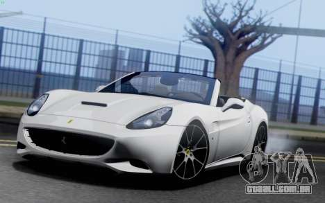 Sompelling ENBSeries v 2.0 para GTA San Andreas terceira tela