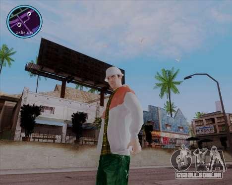 Maccer HD para GTA San Andreas