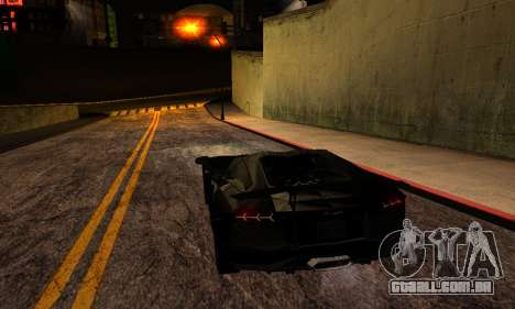 ENBSeries By Avatar para GTA San Andreas oitavo tela