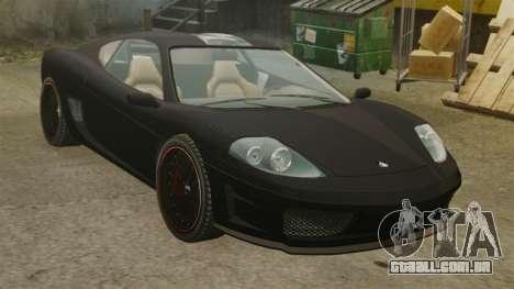 Turismo carbono para GTA 4