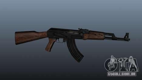 AK-47 v3 para GTA 4 terceira tela