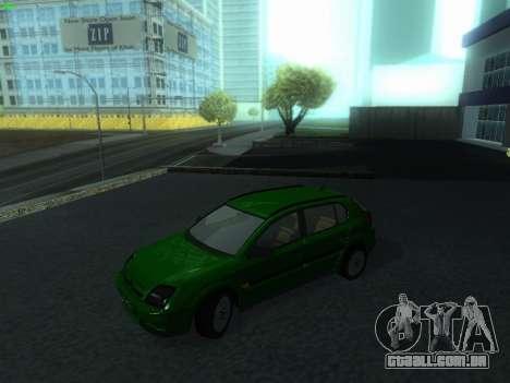Opel Signum Kombi 1.9 CDi para GTA San Andreas esquerda vista