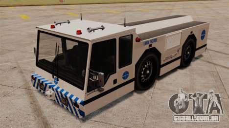 O companhia aérea Pan Am para GTA 4 quinto tela