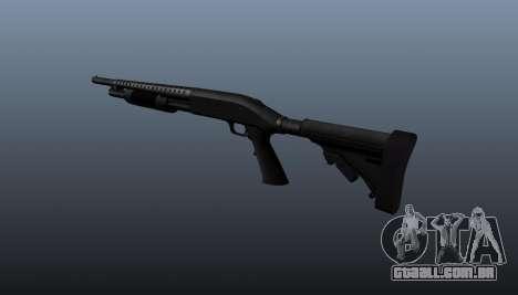 M590A1 shotgun da bomba-ação para GTA 4 segundo screenshot