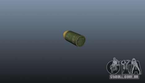 EX lançador de granadas 41 para GTA 4 quinto tela