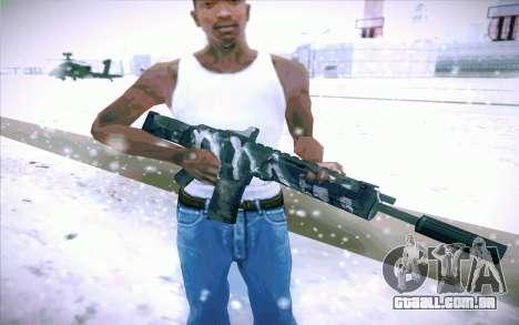 ACR para GTA San Andreas terceira tela