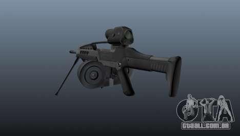 Fácil Autorun XM8 LMG para GTA 4 segundo screenshot