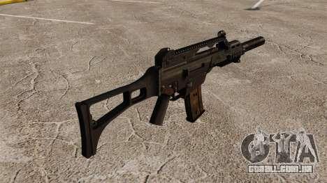 V2 de rifle de assalto HK G36C para GTA 4 segundo screenshot