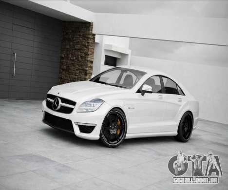 Telas de carregamento, Mercedes-Benz para GTA 4 oitavo tela