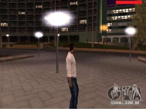 New hmyri para GTA San Andreas segunda tela