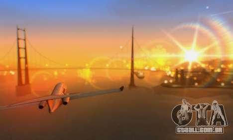 Formal ENB by HA v1.0.0 para GTA San Andreas