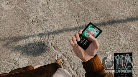 Temas para celular Vampire The Masquerade para GTA 4 oitavo tela