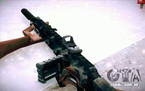 ACR para GTA San Andreas quinto tela
