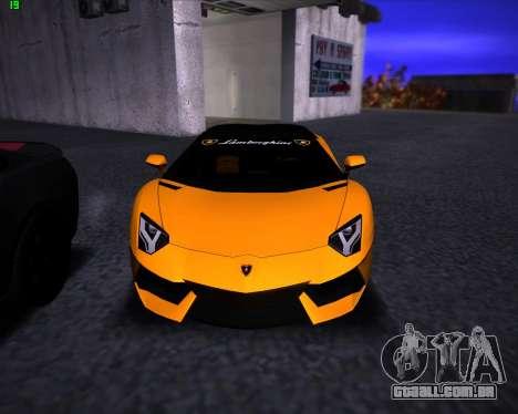 SA Graphics HD v 3.0 para GTA San Andreas