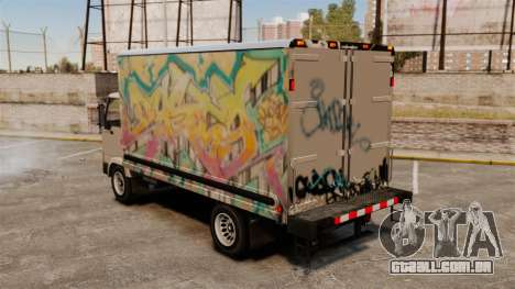 Graffiti de novo para a mula para GTA 4