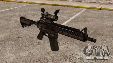 Automáticos carabina M4 VLTOR v2 para GTA 4