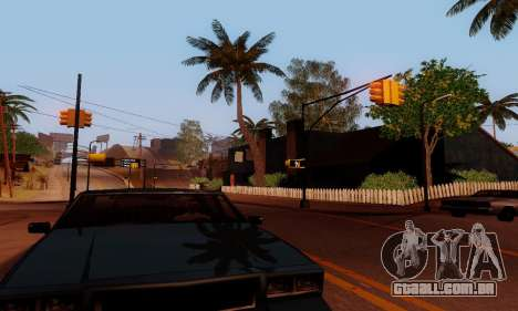 ENBSeries for low and medium PC para GTA San Andreas décima primeira imagem de tela