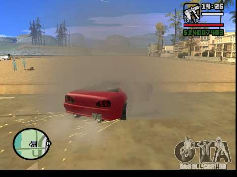 GTA V to SA: Burnout RRMS Edition para GTA San Andreas