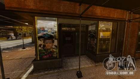 Lojas de Chinatown para GTA 4 sexto tela
